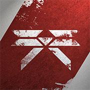Crimson Polygon